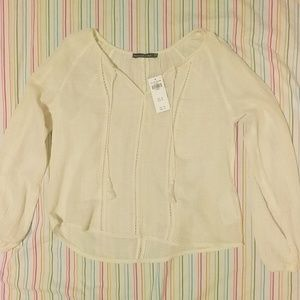 Abercrombie & Fitch beach long sleeve